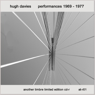 hugh davies performances 1969 - 1977